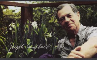 Joseph Campbell Quote – 01